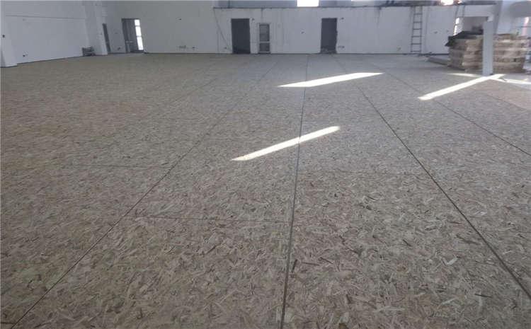 國內籃球地板防潮