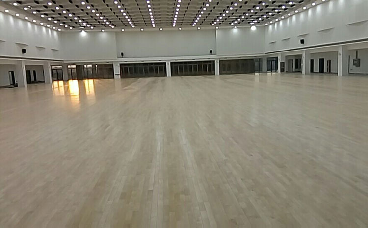 24mm厚风雨操场木地板价格是多钱?