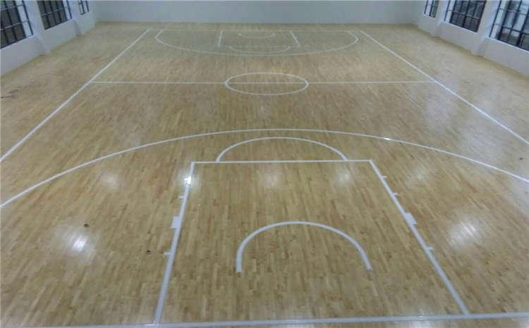 兰州企口篮球场地板厂家有哪些