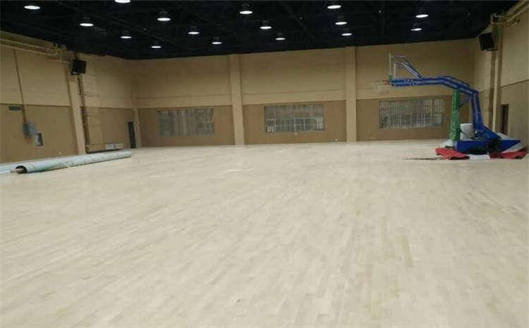 昆明企口籃球場地板價格是多少