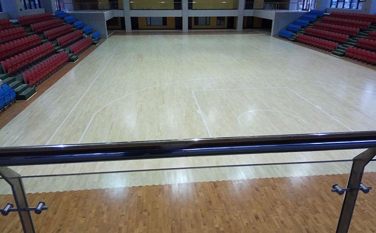 运动木地板安装准备有哪些?