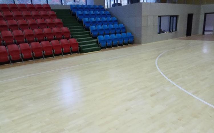 体育馆木地板造价多少合适?