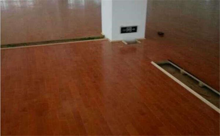 贵州硬木企口篮球场地板价格及图片
