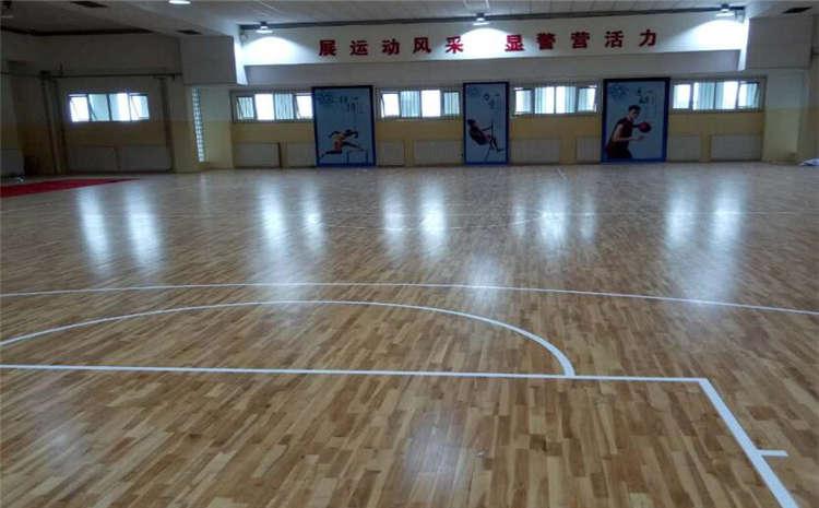 杭州專業籃球場地板品牌排行榜