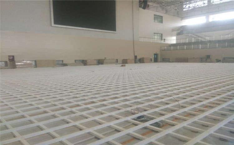 想认识专业篮球场木地板吗?看过来
