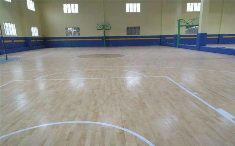 篮球场木地板色差原因有哪些?