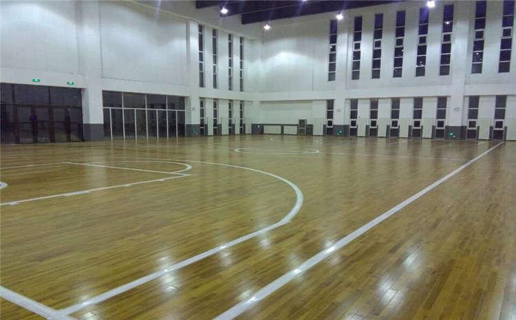 拼装篮球场木地板工厂