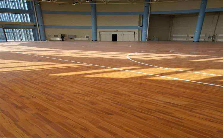 江苏篮球场地板厂家