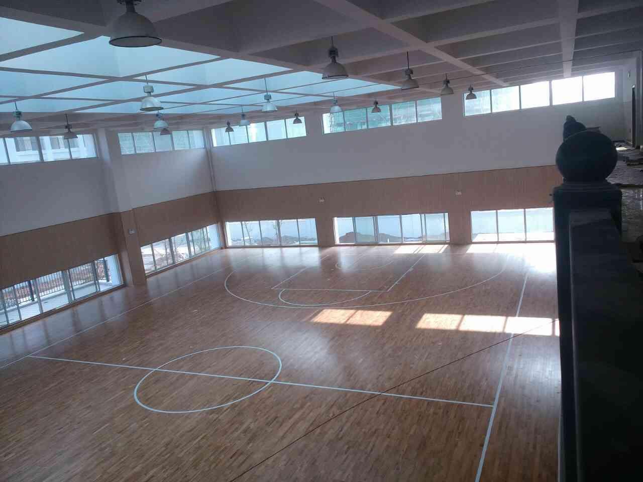 徐州小韩小学的运动场馆案例