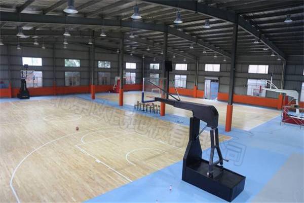 浙江体育运动木地板