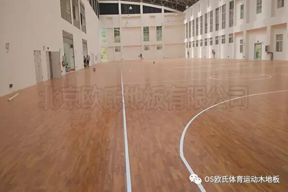云南富宁县高原体能训练馆成功案例