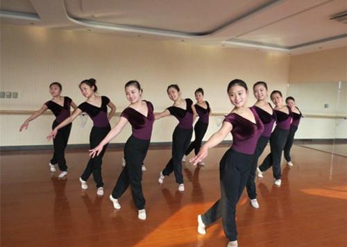 舞蹈教室的地面采用什么地板,要根据教室所承担的教学内容来决定的
