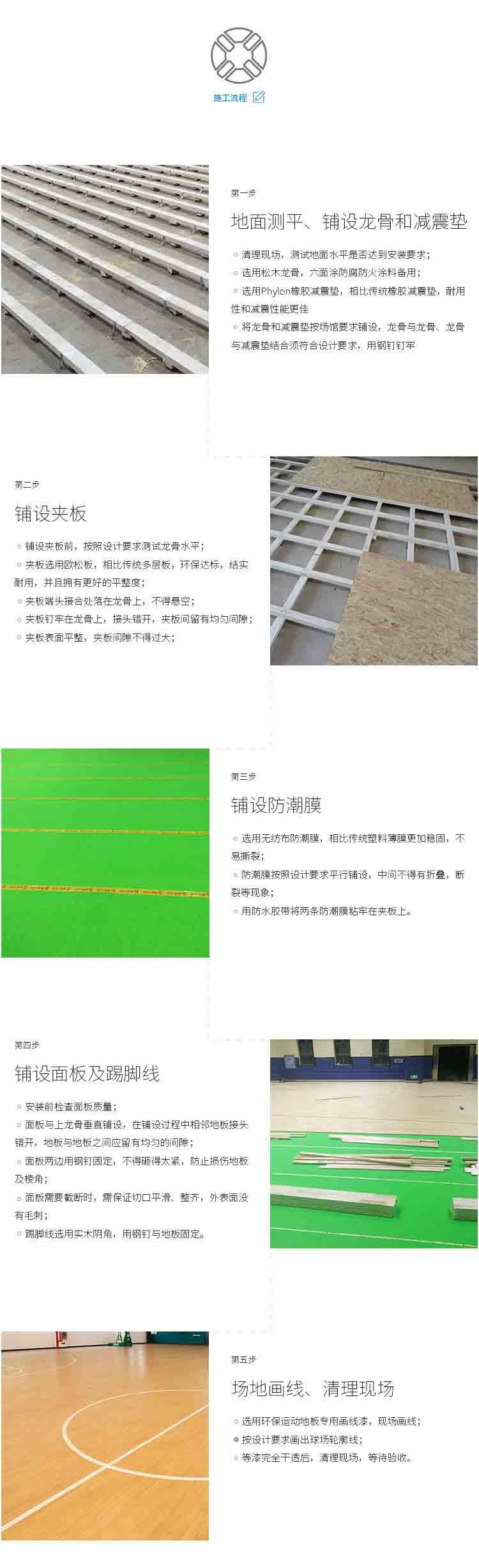 篮球木地板品牌首选