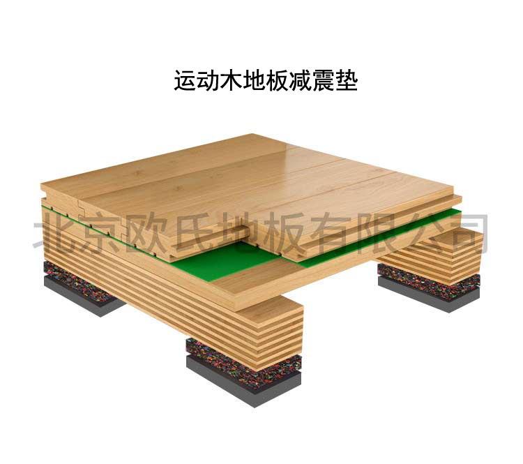 国内专业体育运动木地板厂家