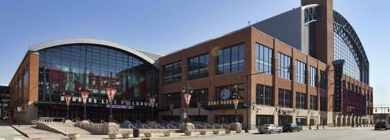 美国造价最昂贵的10大体育场-美国银行体育场