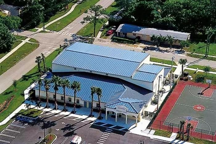 为什么室内体育场馆建筑很流行钢结构材质
