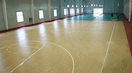 运动木地板的色差及性能要求
