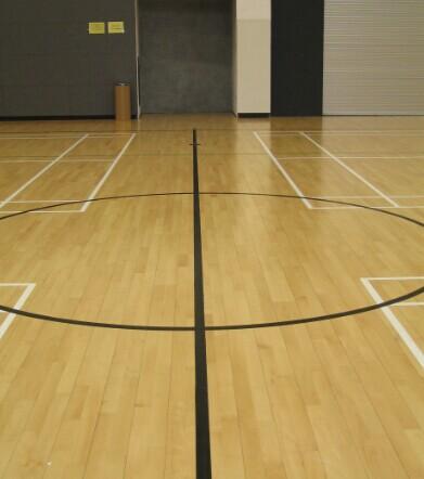 体育木地板板验收标准