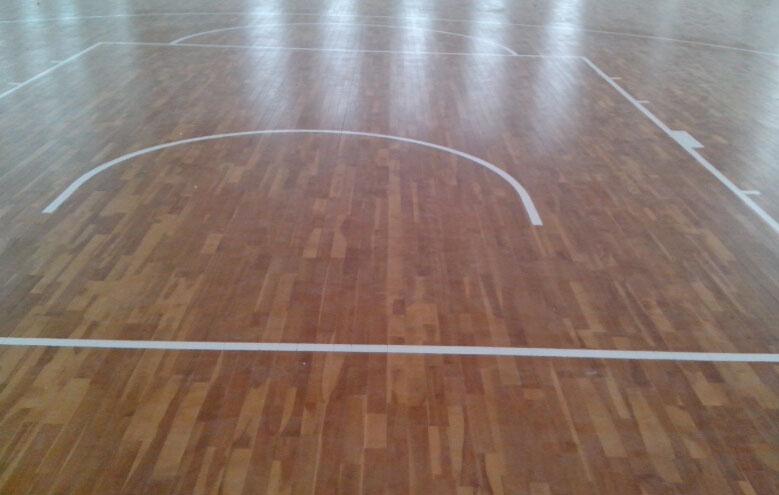 体育木地板检测结果