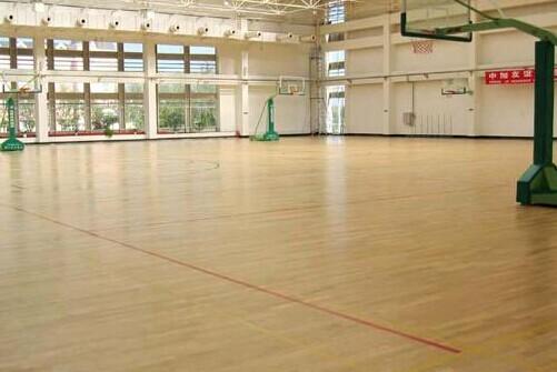 体育行业的专宠儿--体育木地板