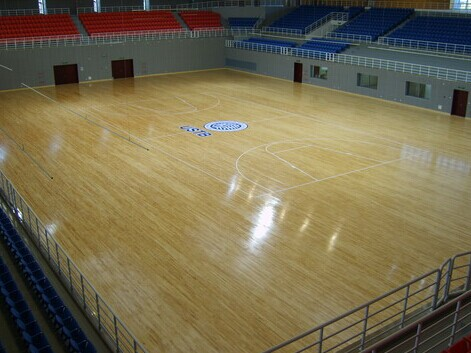 体育场地板在生产中需要注意的要求有哪些