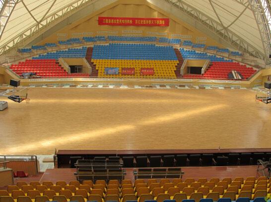 体育馆实木地板具体验收方法有哪些