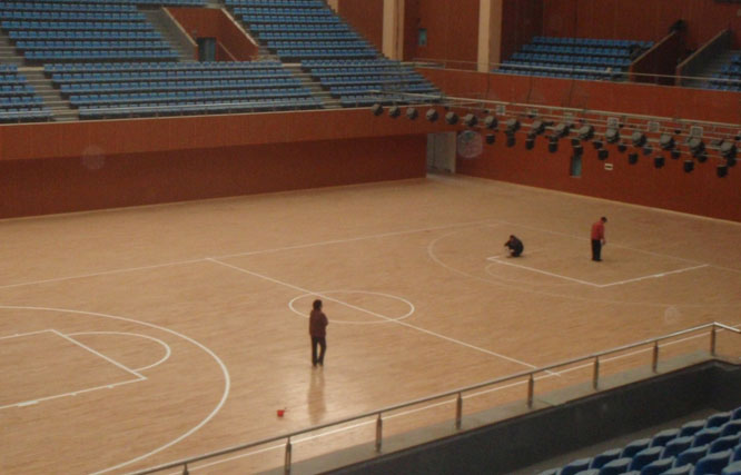 体育运动地板如何正确去选择