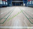 山西晋中体育运动木地板--晋中国税局体育馆运动木地板案例