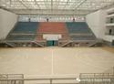 青海运动木地板:青海省黄南州体育馆运动木地板案例