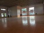 广西运动木地板:柳州市窑埠街小学体育馆木地板案例