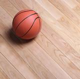 柞木一级运动地板