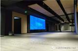 韩国大使馆文化院多功能厅实木运动地板成功案例