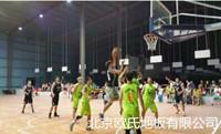南昌699文化园篮球馆体育木地板案例